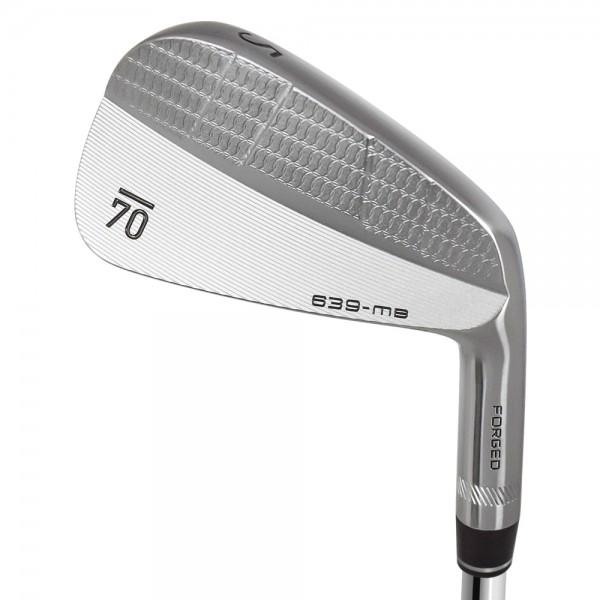 Sub 70 639 MB Forged Irons Back